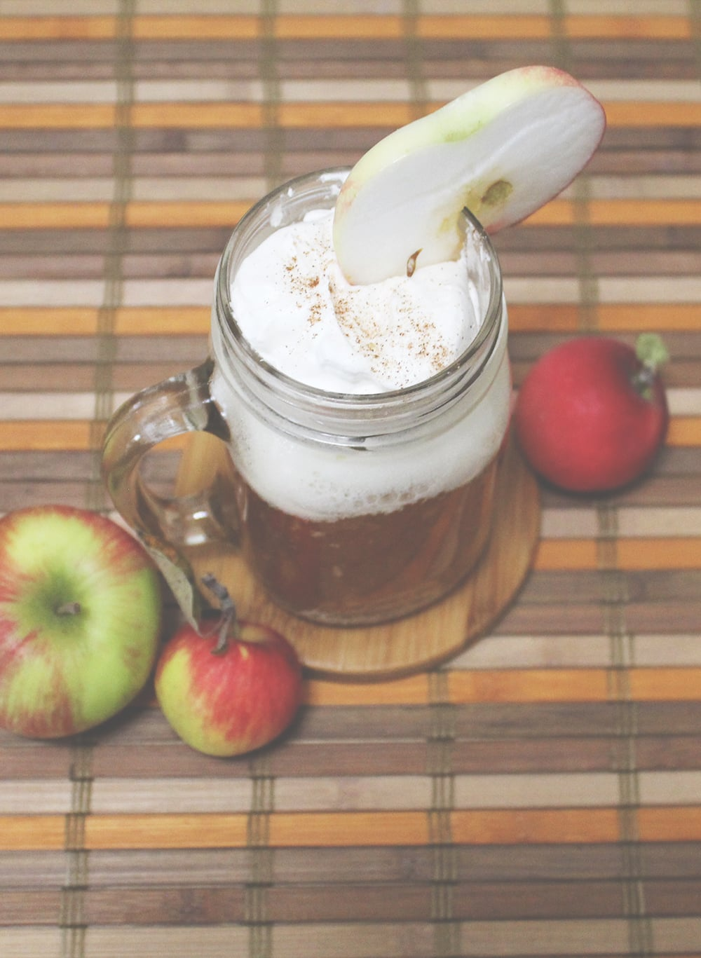 Caramel Cinnamon Apple Cider Recipe