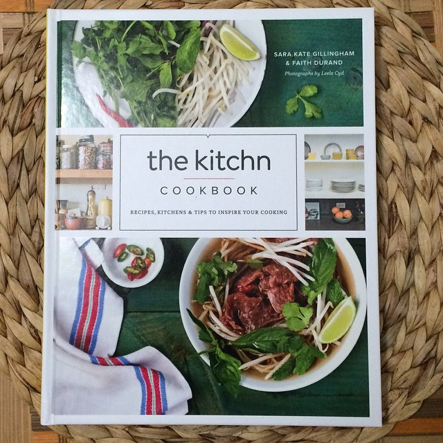 The Kitchn Cookbook Book Review