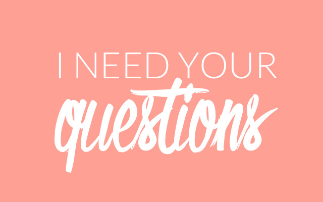 Q&A: Ask a Small Business Owner {New Series}