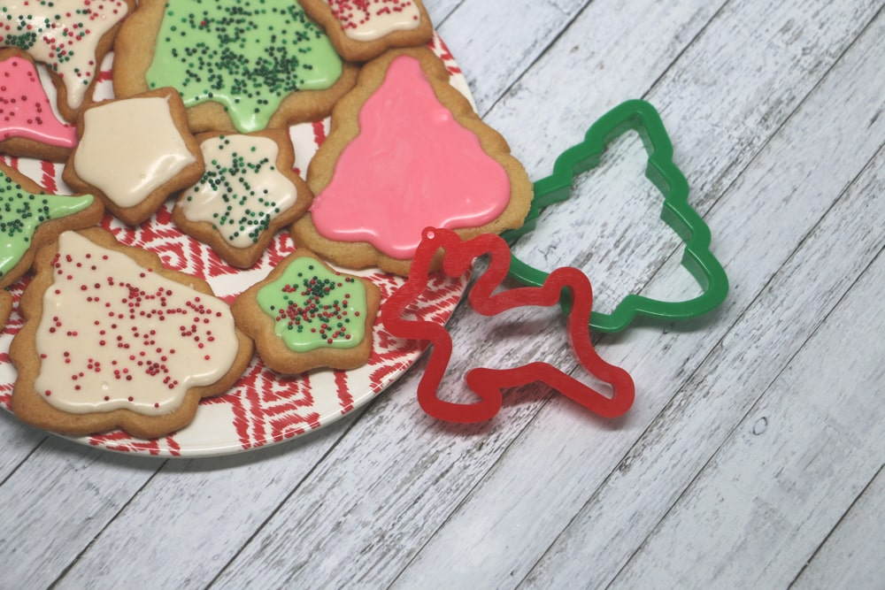Sugar Cookies and Cookie Cutters