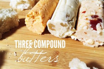 Three Compound Butters