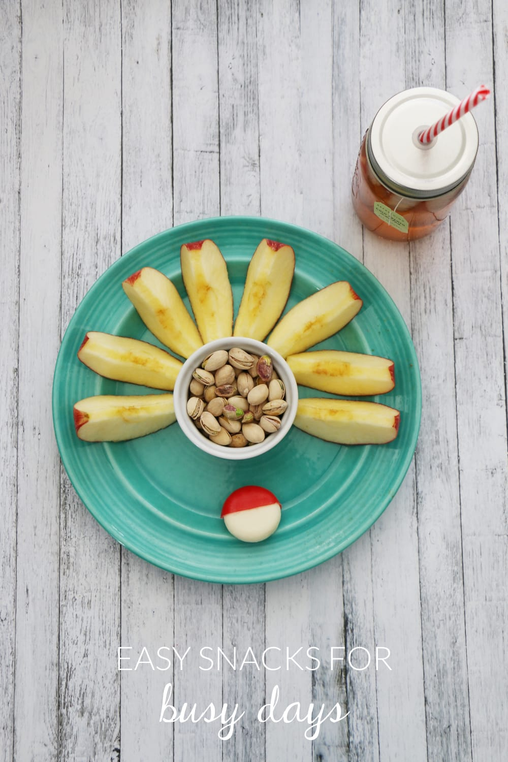 Easy Snacks for Busy Days #SkinnyNut