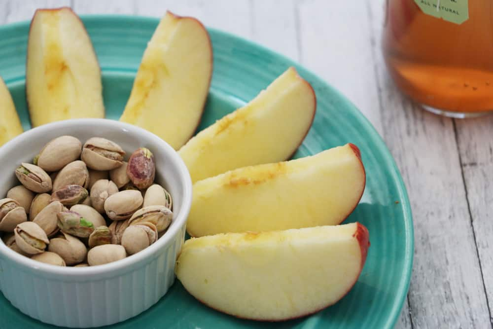 Easy Snacks for Busy Days with Nuts and Fruit