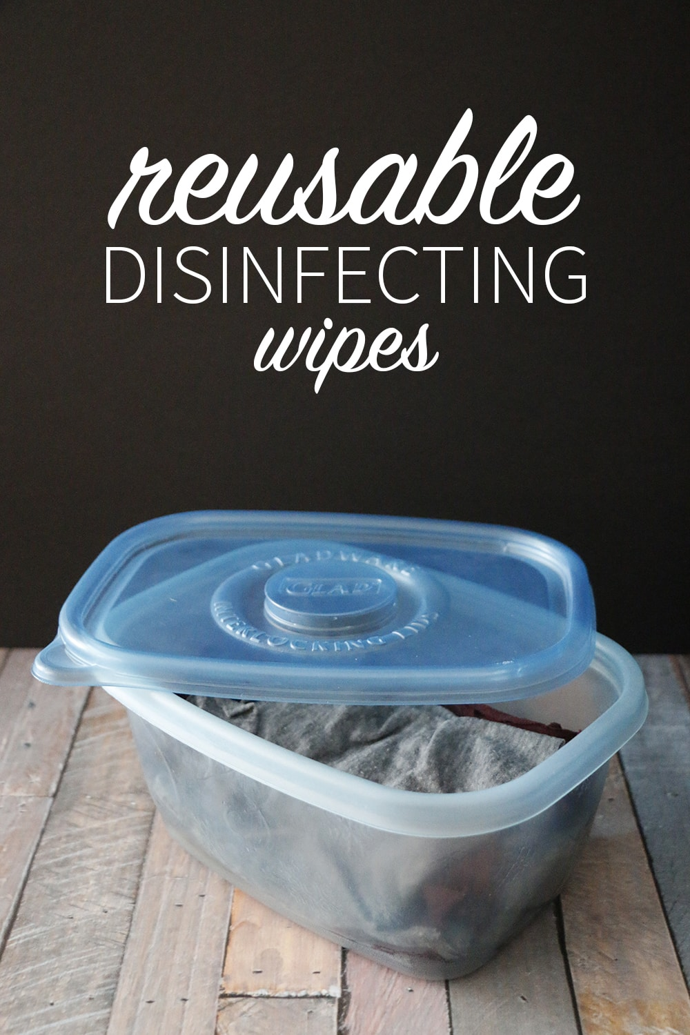 Easy Reusable Disinfecting Wipes Diy Hello Nature