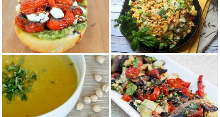 27 Vegetable Main Dishes