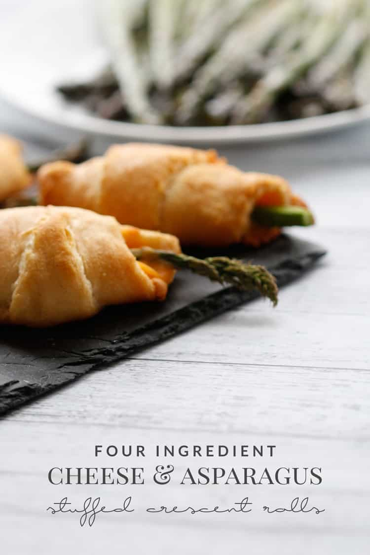 Four-Ingredient-Cheese-and-Asparagus-Stuffed-Crescent-Roll