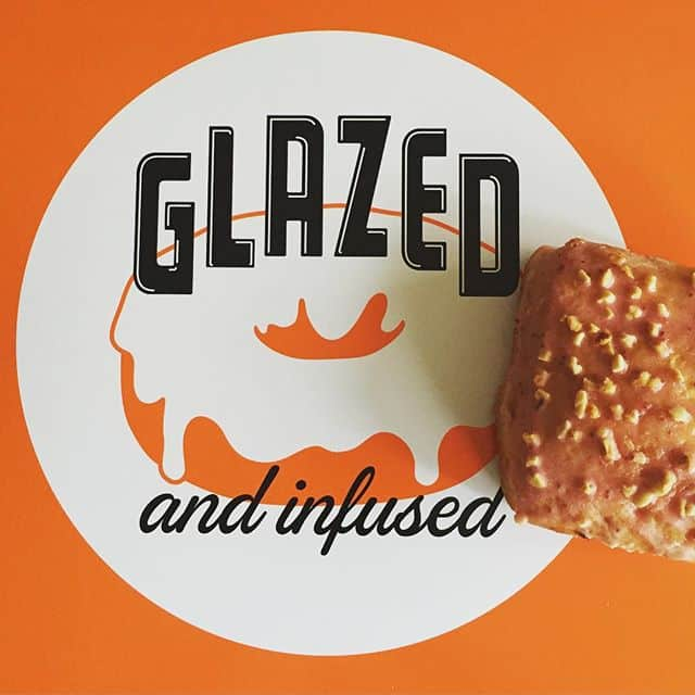 Glazed and Infused Donuts