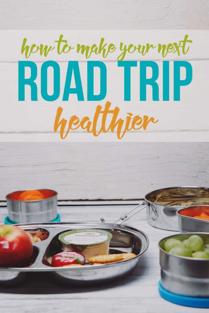 Trying to figure out how to make your next road trip healthier? Look no further! Get ready for the road with these easy tips.