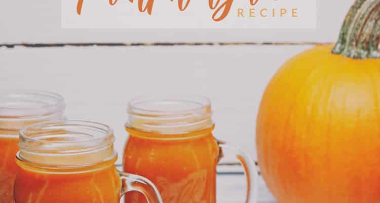 Copycat Pumpkin Juice Recipe