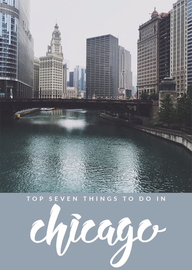 Headed to windy city and not sure what to visit? You've got to check out these top things to do in Chicago! They're great for the whole family!