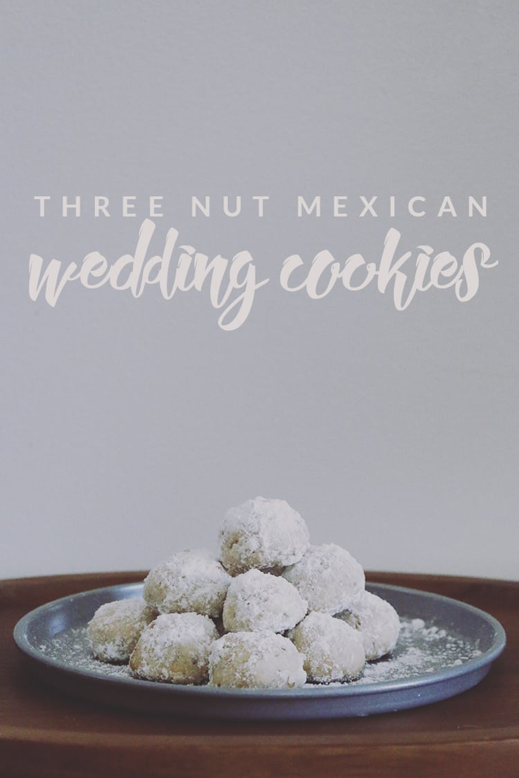 wedding cake cookies with pecans maker s mix up three nut mexican wedding cookies hello 22249