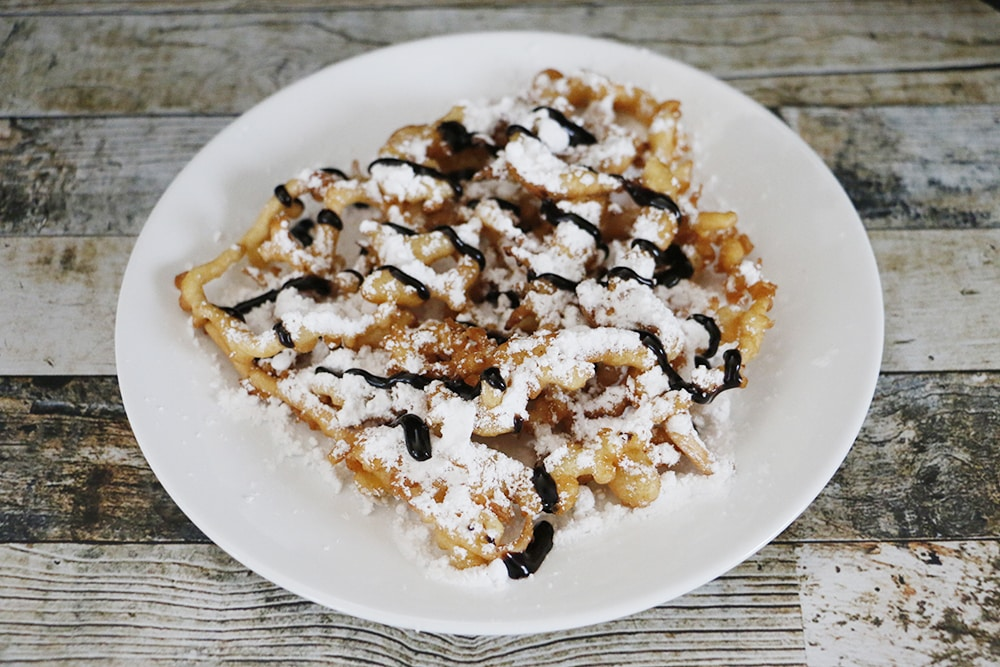 Recipe For Funnel Cake Without Eggs