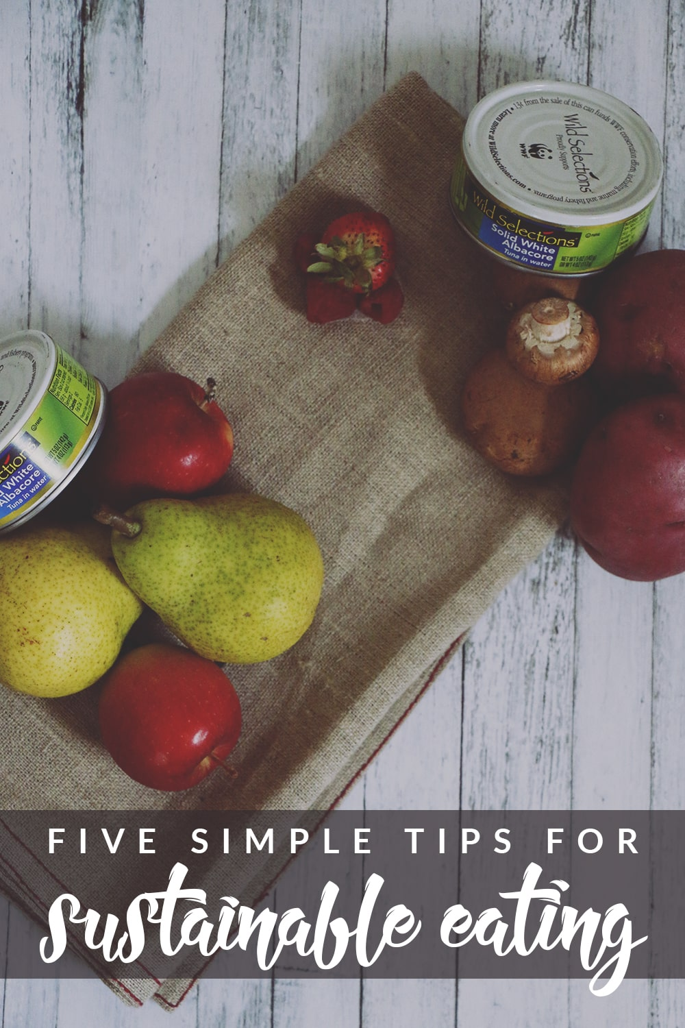 Living a more eco-friendly life doesn't have to be hard, especially with these five simple tips for sustainable eating. You'll be eating greener in no time!