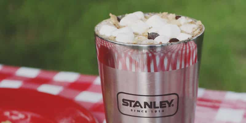 S'mores Latte Recipe – Perfect for Camping!