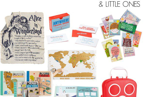 Uncommon Goods for Those With Wanderlust & Little Ones