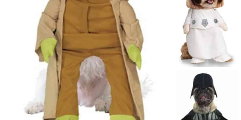 Star Wars Pet Costumes That Are Out Of This World
