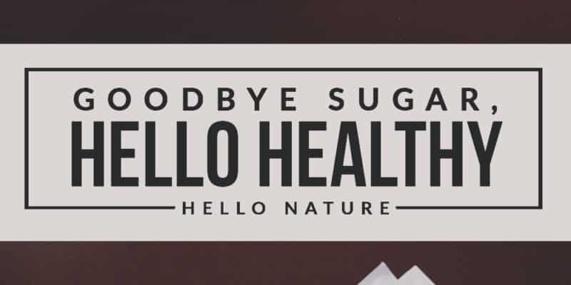 Goodbye Sugar, Hello Healthy