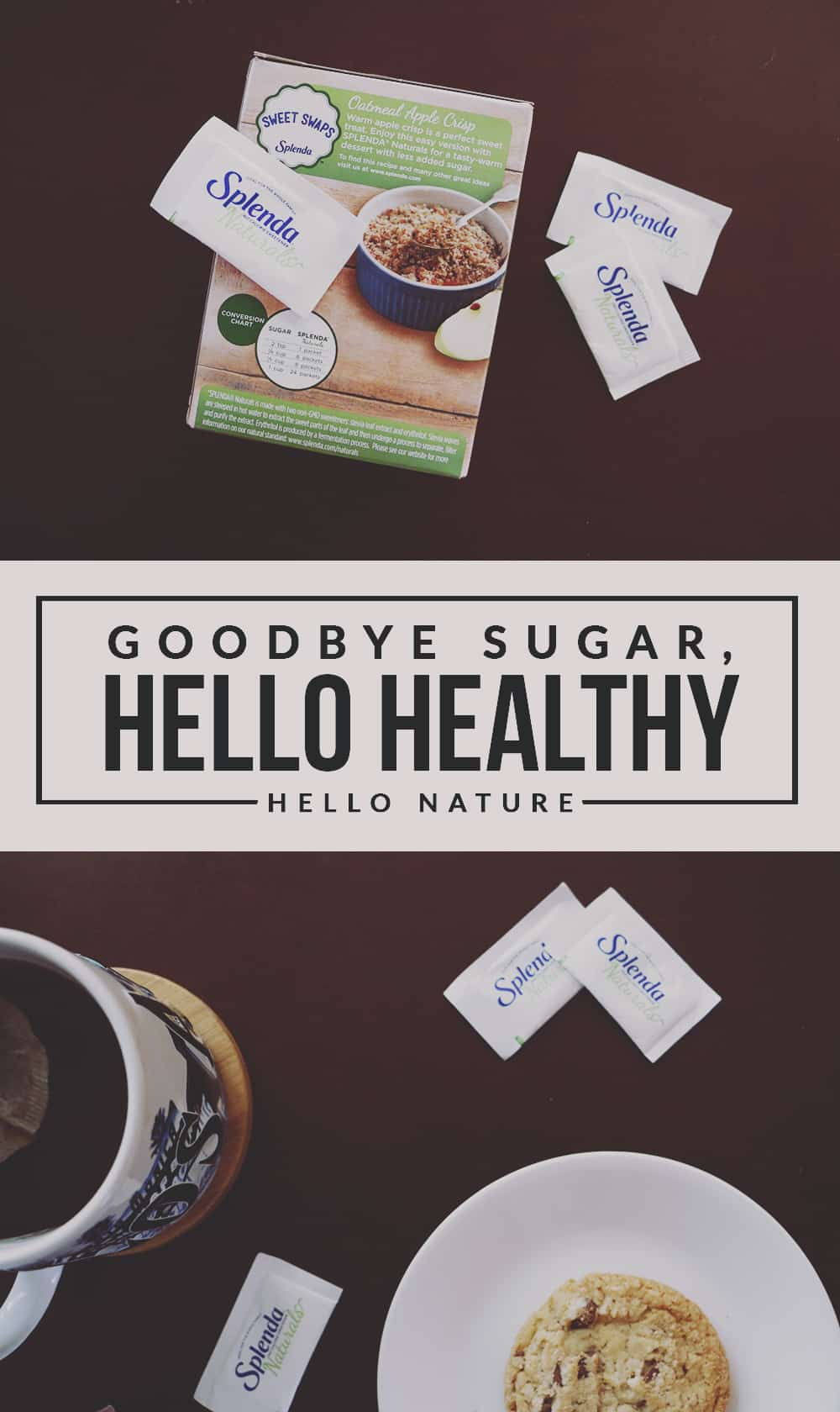 How I'm getting healthier with a baby and why I'm joining the #GoodbyeSugar30 Challenge.