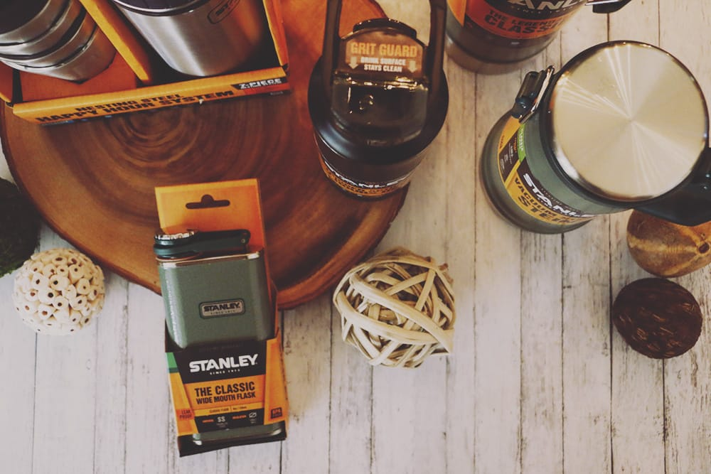 Why Stanley gear is the perfect gift for both indoor and outdoor enthusiasts!