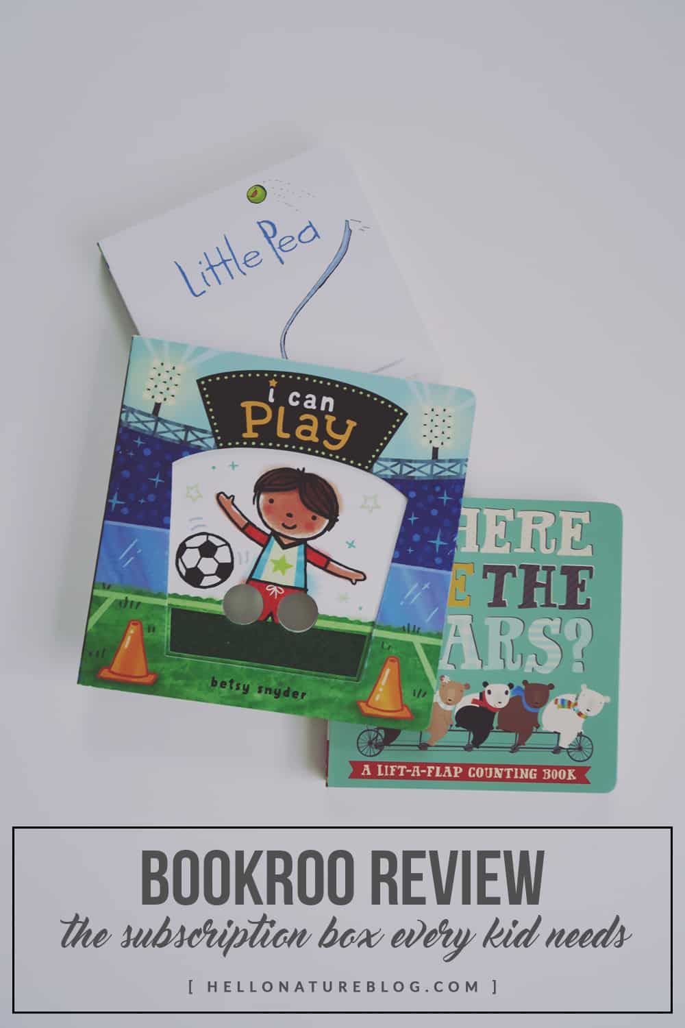 Bookroo: A Subscription Box Every Kid Needs