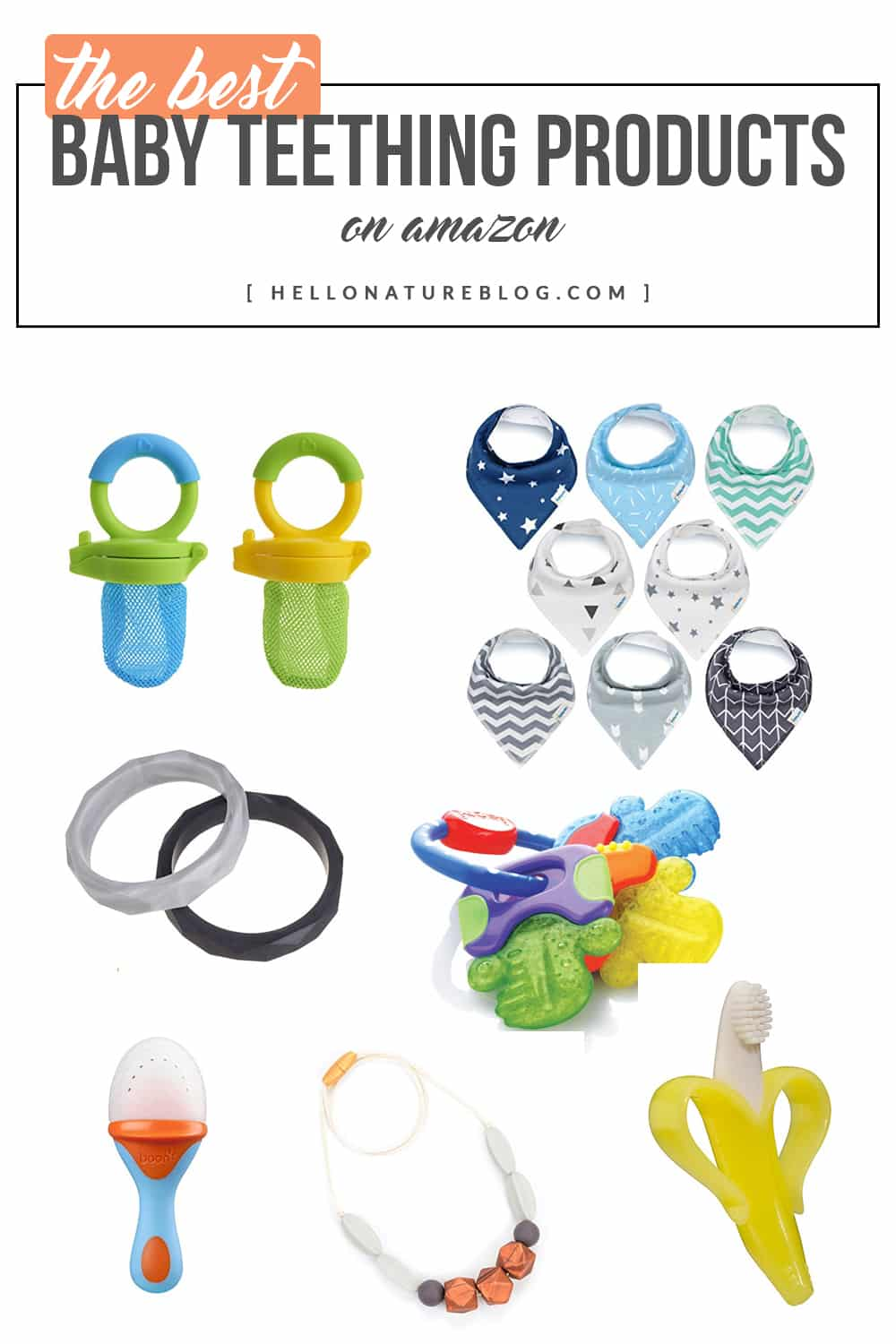 Best Baby Teething Products on Amazon