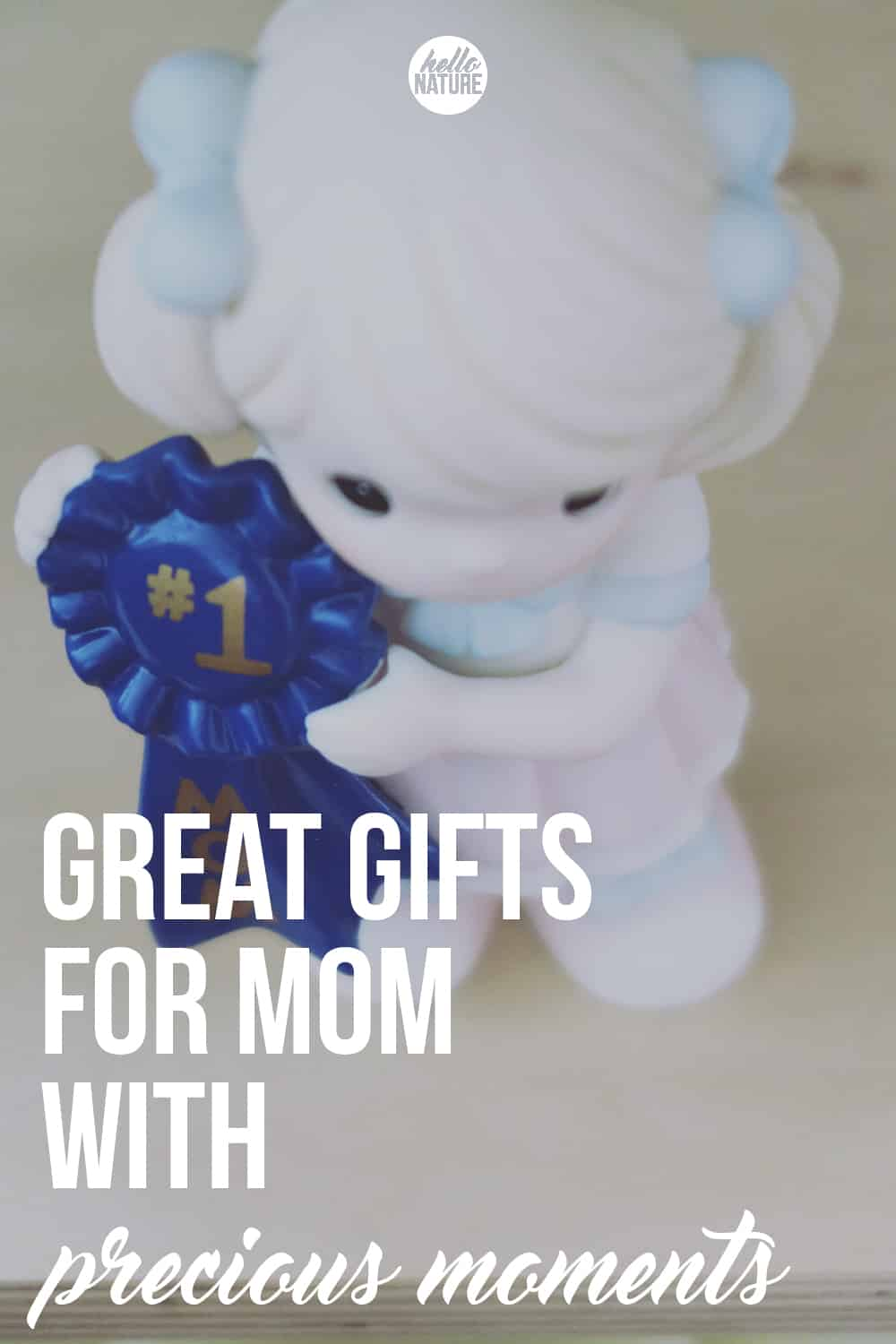 Need a gift for mom that she'll remember forever? Show her how much you appreciate her with a gift from Precious Moments!
