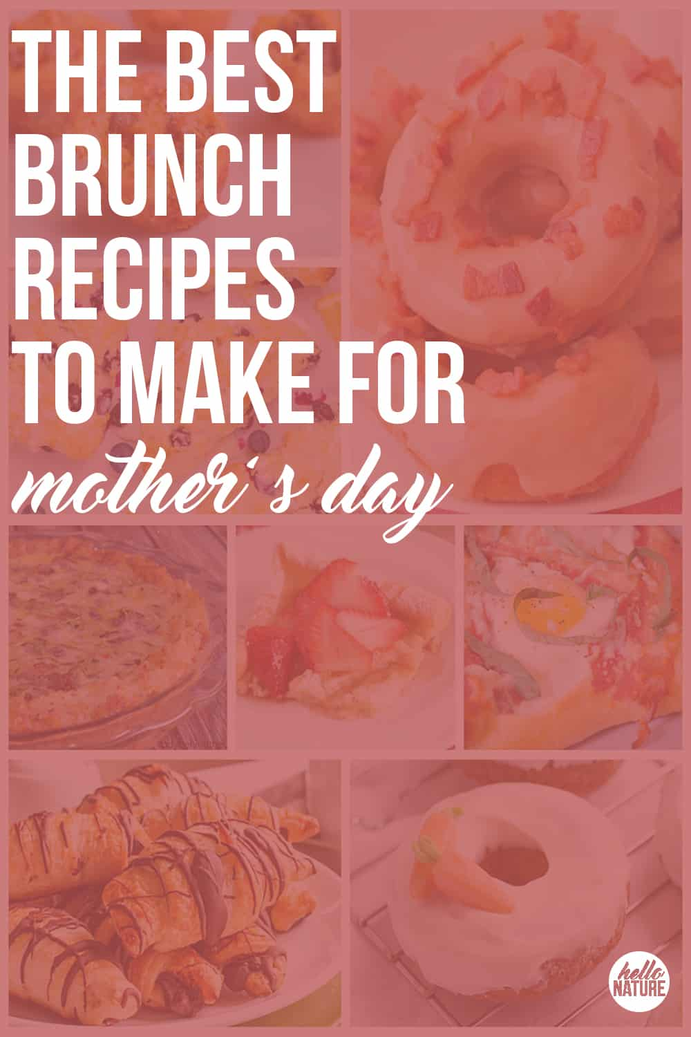 Mom deserves only the best on her special day. Celebrate with these delicious Mother's Day brunch recipes that will please the whole family!