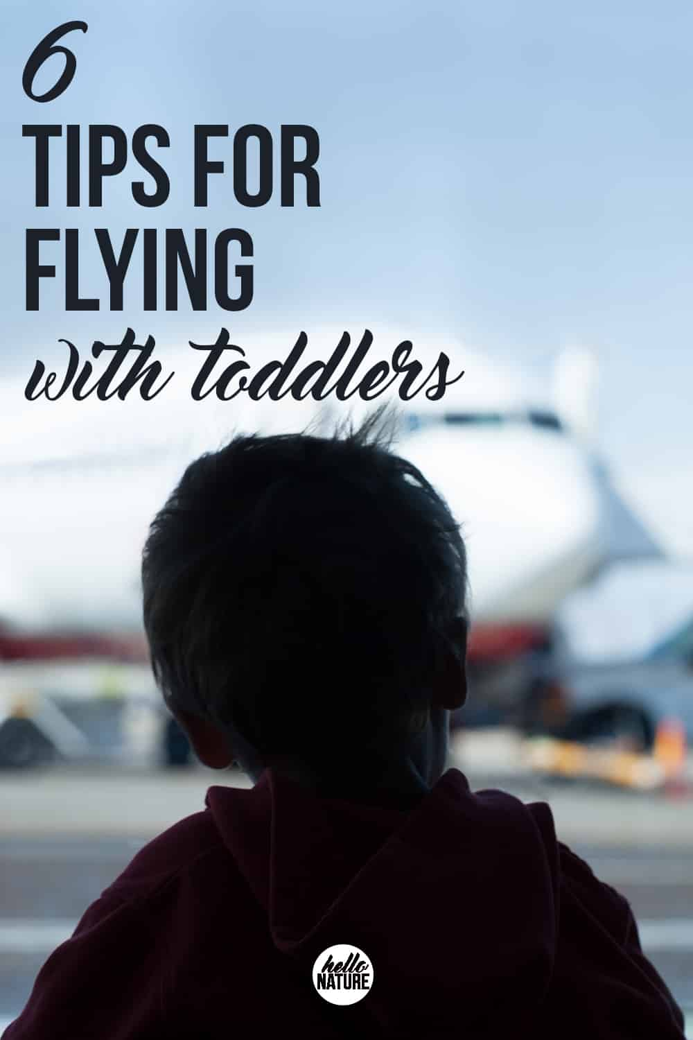 Getting ready to fly the friendly skies with your family? These six tips for flying with toddlers will make it easier and more enjoyable!