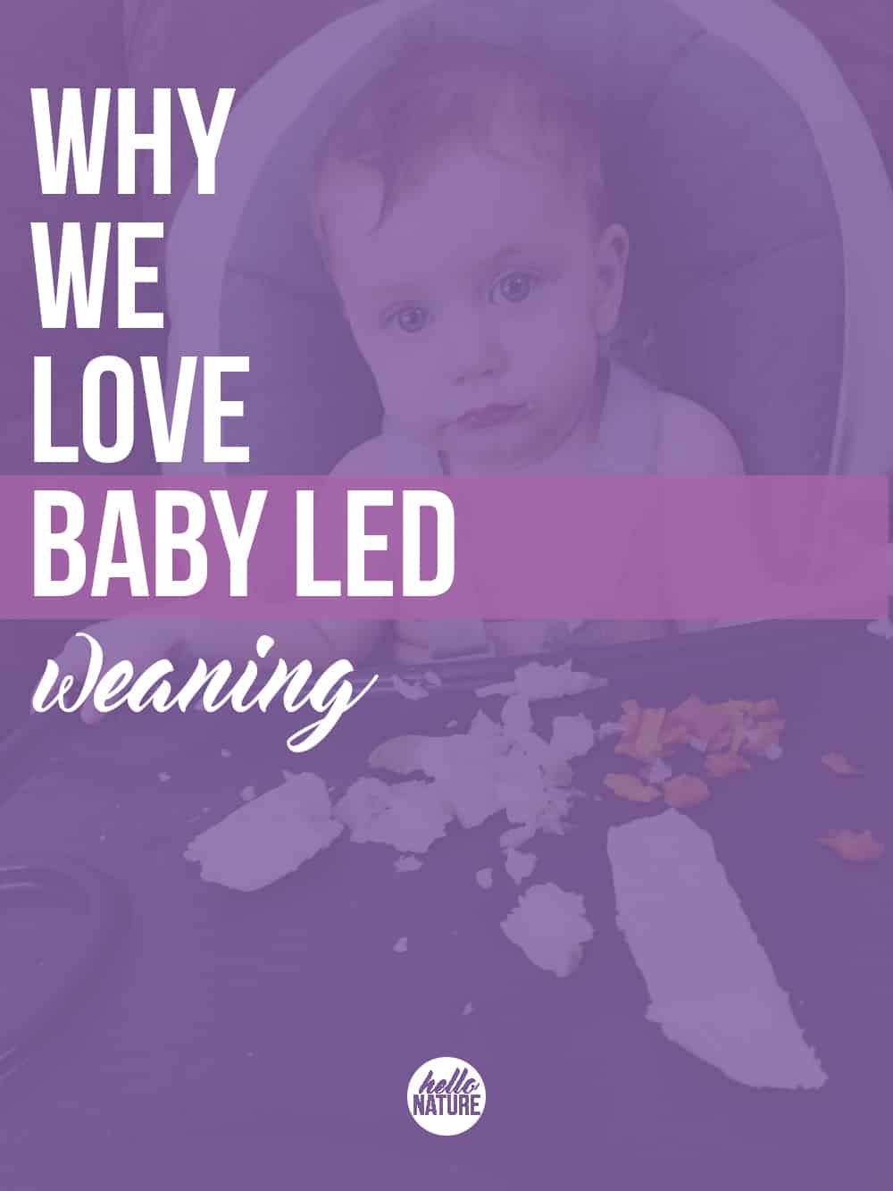We knew we wanted to love baby led weaning, but we had no idea if we would. See why it's one of the best parenting decisions we've made!