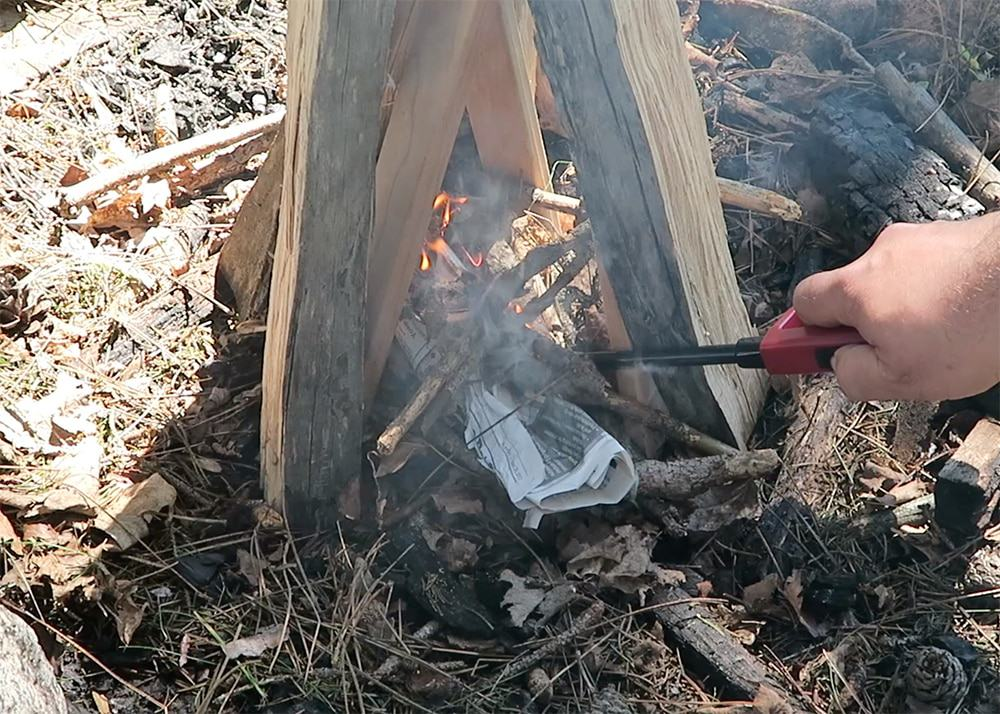 You don't need to buy fire starters - you can make your own! These DIY Fire Starters are super simple and you probably have everything you need already!