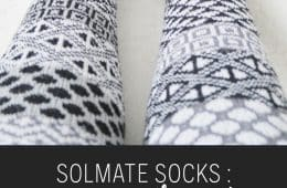 Need a unique gift for the whole family that's eco-friendly and USA made? You need to check out Solmate Socks. You'll be glad you did!