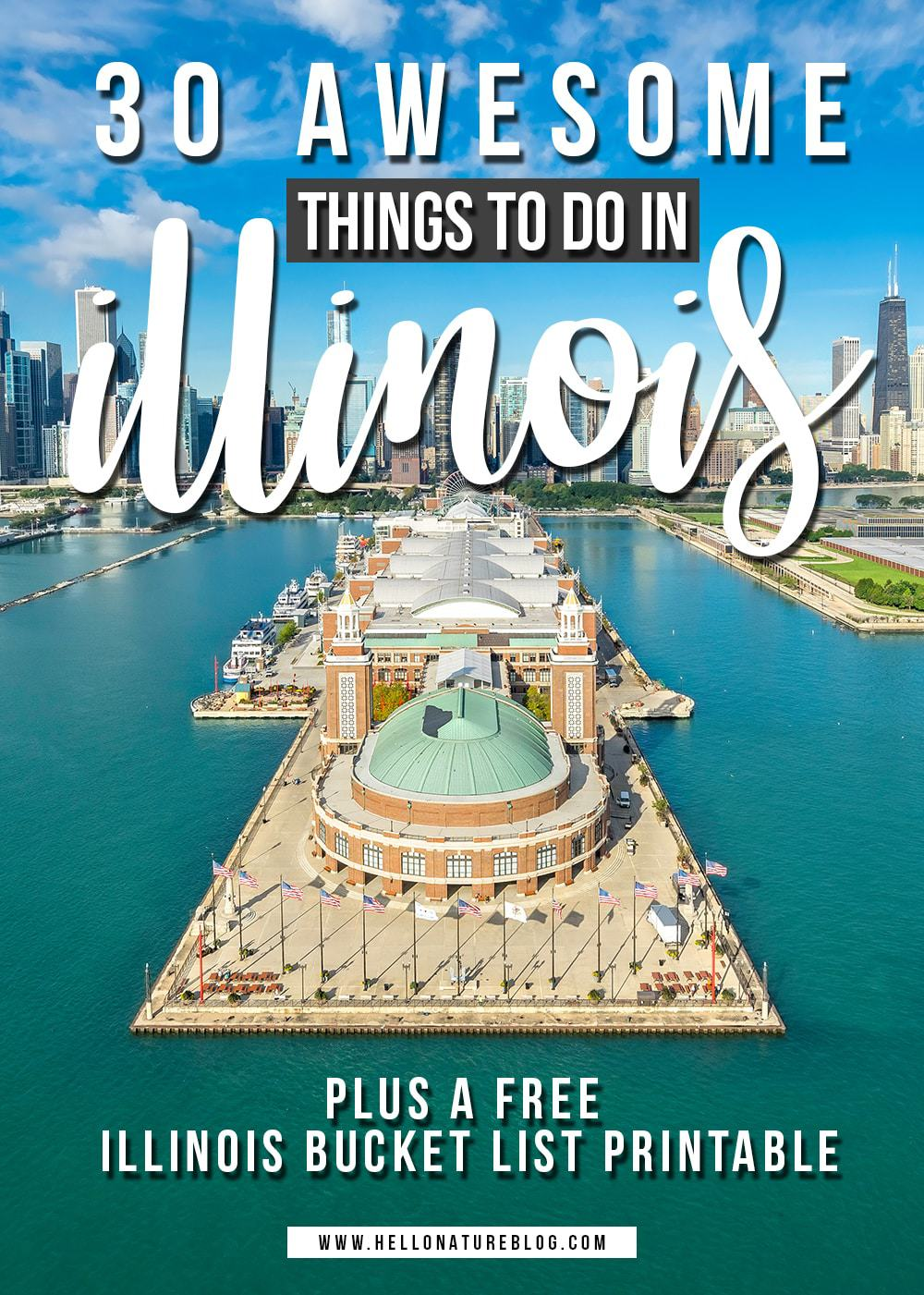 Things to do in Illinois on Navy Pier