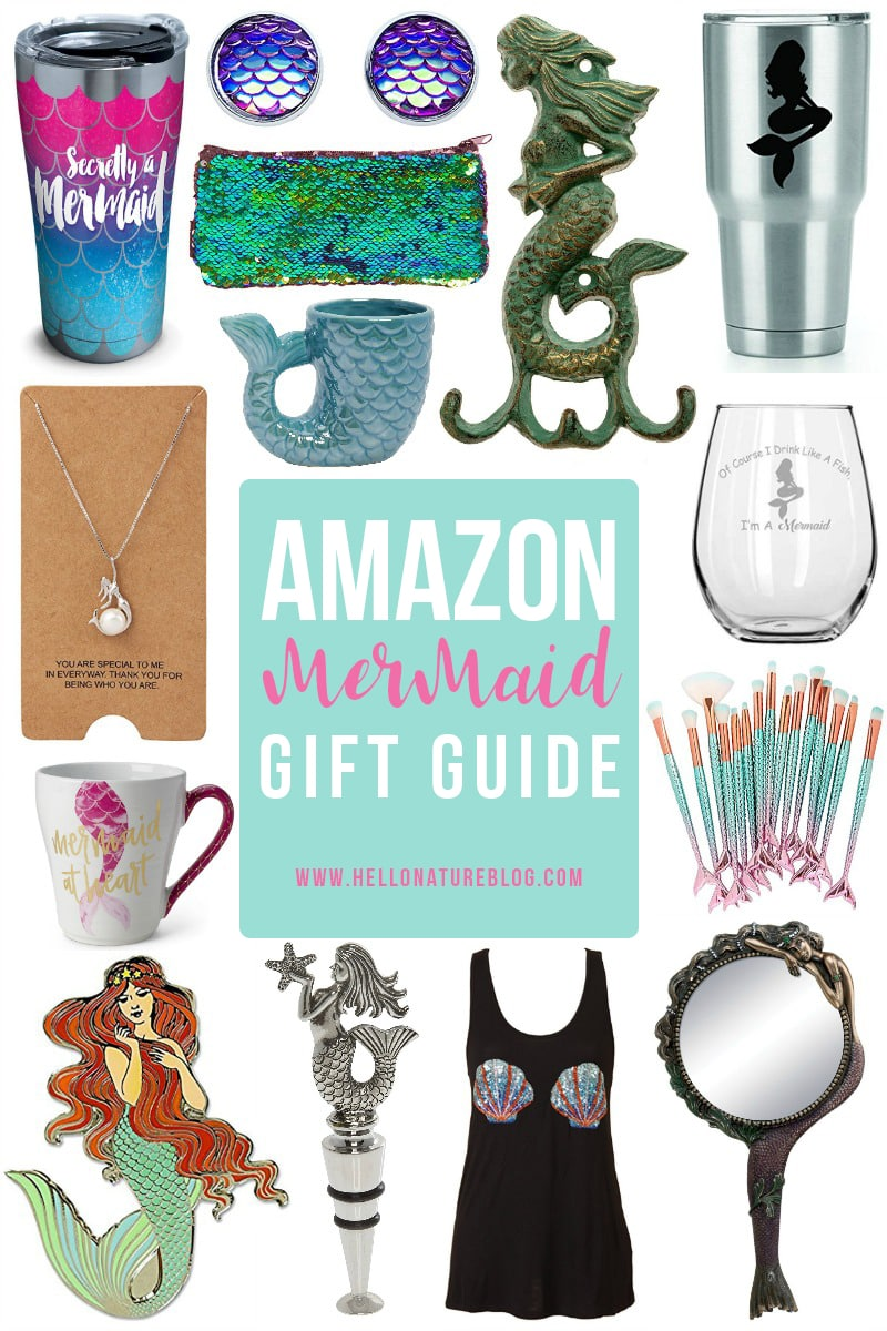 mermaid gift guide