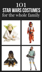 101 Family Star Wars Costumes