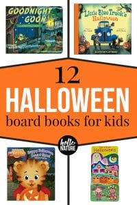 Looking for new Halloween books for kids? You won't want to miss these Halloween Board Books! These Halloween books for toddlers are great to read all October while you're getting ready for the treat-filled, spooky holiday. #Halloween #HalloweenBooks #BoardBooks #ToddlerBooks #HalloweenBoardBooks #ToddlerHallloween #October #OctoberBooks