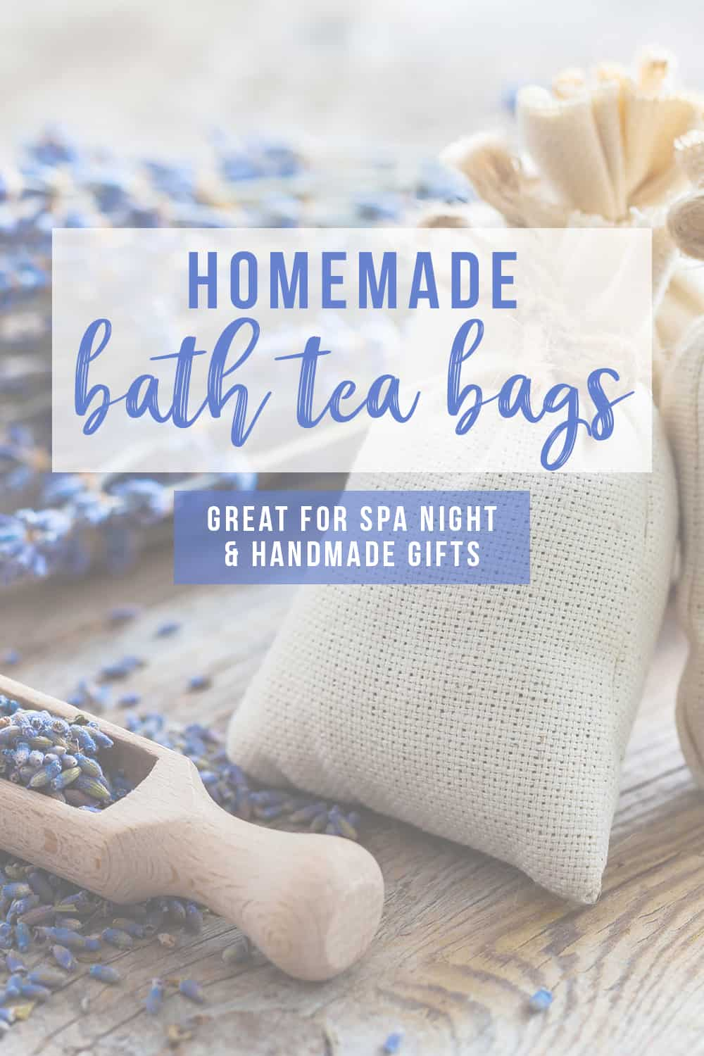 Want to have the most soothing bath of your life? Check out these tub tea ideas! Learn how to make tea baths and how to choose the right herbs for your homemade bath bag. Herbal bath tea pouches will become your go-to relaxing bath with these simple steps and ingredients. #BathTea #BathBag #HomemadeBathProducts #DIYBath #DIYBathProduct #TubTea #TubTeaIdeas #FlowerBathBag #TeaBath #HerbalRelief #NaturalLiving