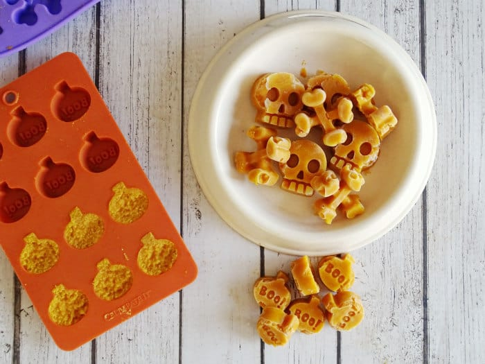 frozen pumpkin dog treat recipes